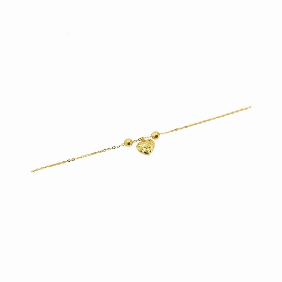 Lắc Chân APJ Vàng 18k - PLC024