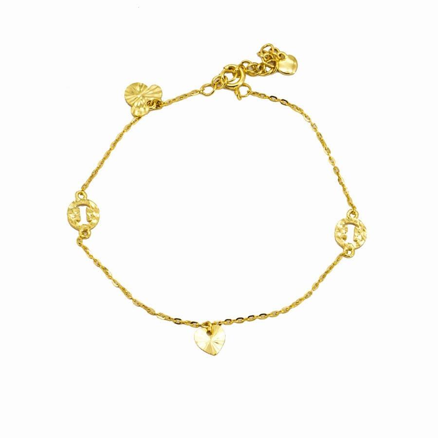 Lắc Tay Vàng 18k - PLT018