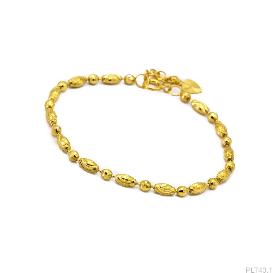 Lắc Tay Vàng 18k – PLT43.1
