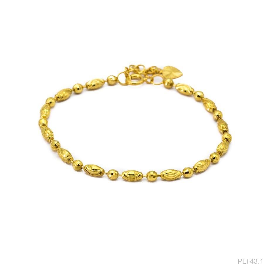 Lắc Tay Vàng 18K - PLT43.1