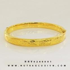 Vòng Tay Vàng APJ Vàng 24k - HHV0240001