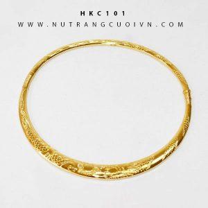 Kiềng Vàng APJ Vàng 24k - HKC101