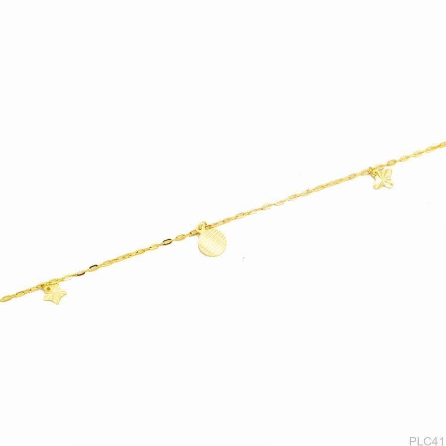 Lắc Chân APJ Vàng 18k - PLC41