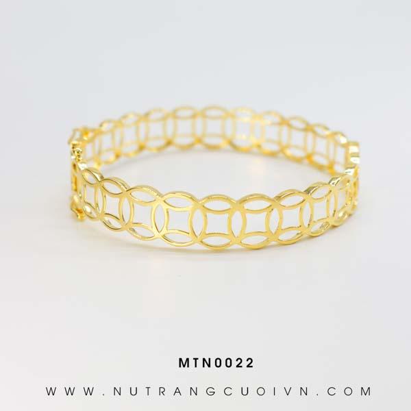 Vòng Tay APJ Vàng 18k - MTN0022