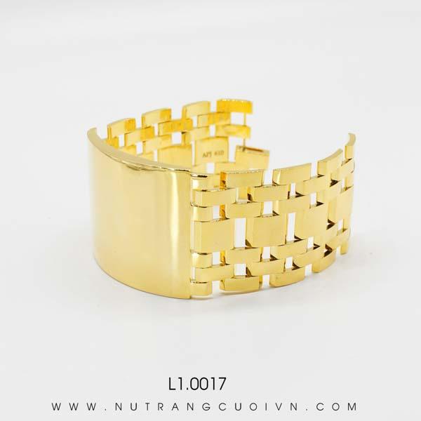Lắc Tay APJ Vàng 18k - L1.0017
