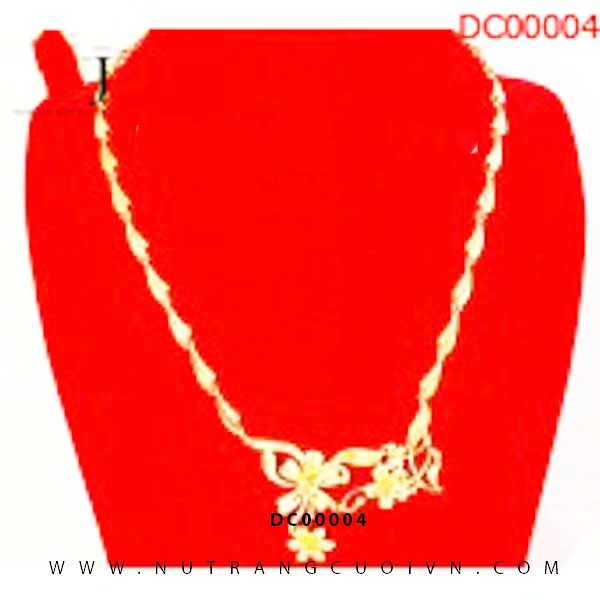 Dây Chuyền Vàng APJ Vàng 24k - DC00004