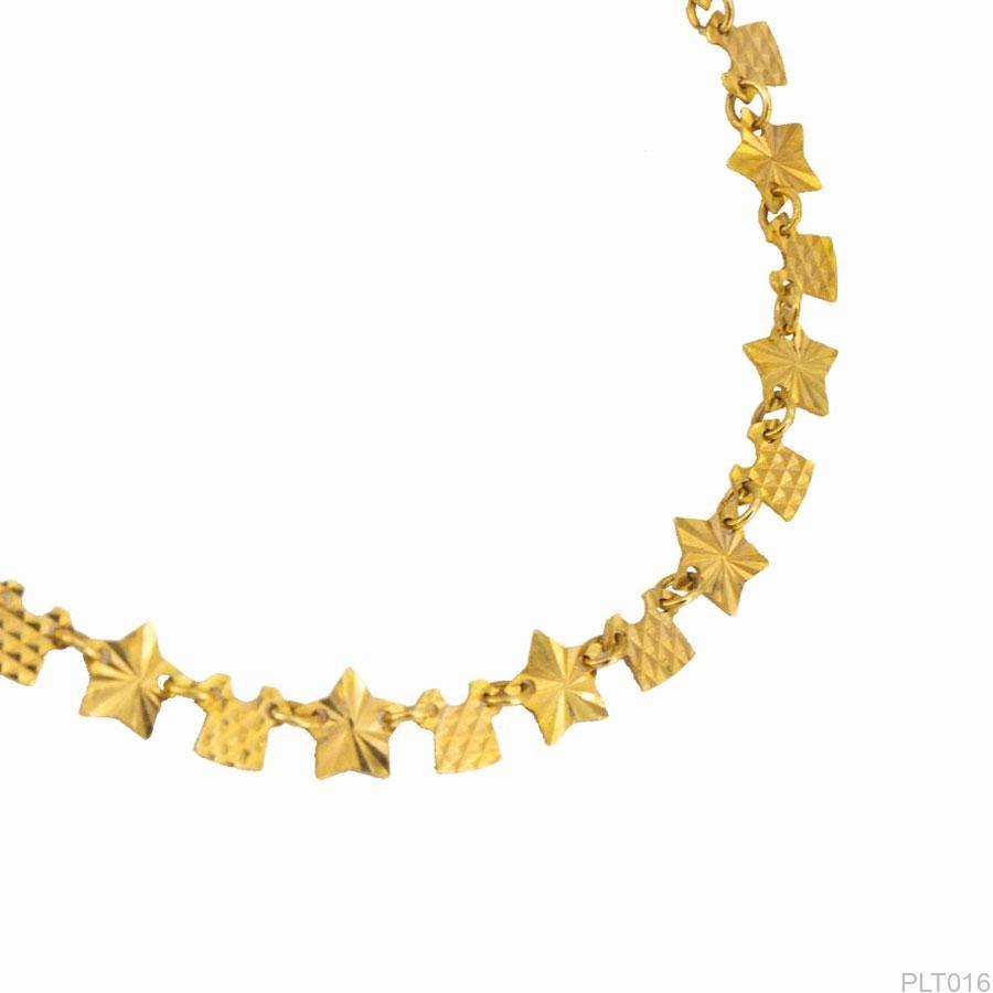 Lắc Tay APJ Vàng 18k - PLT016