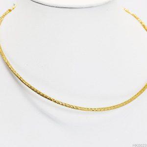 Dây Chuyền Nữ Vàng 18k - HK0023