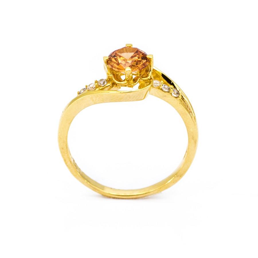 Nhẫn Nữ Vàng 18k Đính Đá CZ - N3463-2