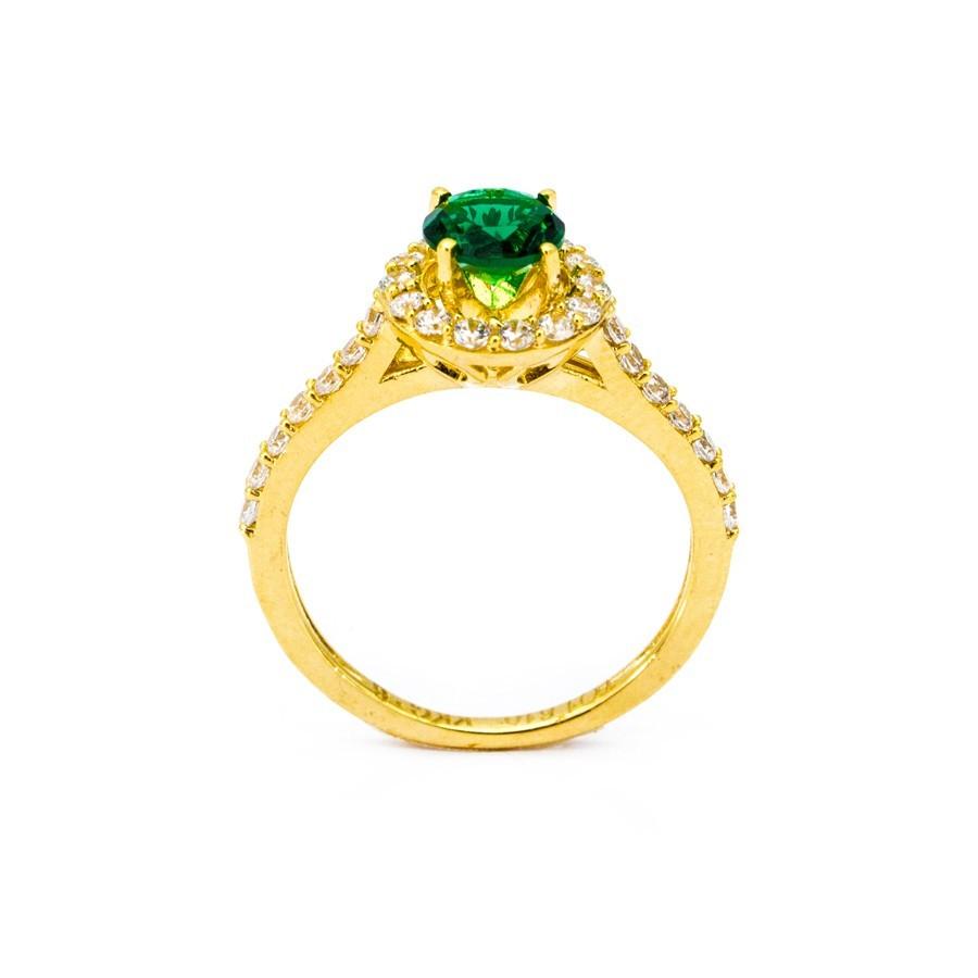 Nhẫn Nữ Vàng Vàng 18k - N3021-3