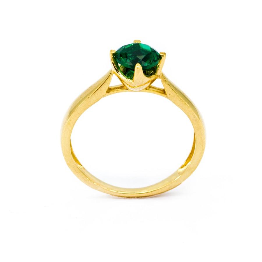Nhẫn Nữ Vàng 18k Đính Đá CZ - N3464-3