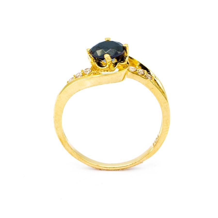 Nhẫn Nữ Vàng 18k Đính Đá CZ - N3463-1