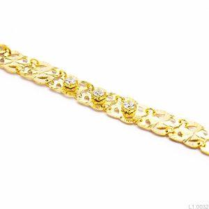 Lắc Tay Vàng 10K - L1.0032