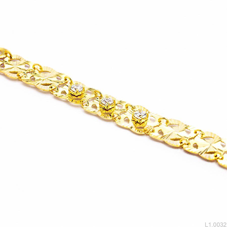 Lắc Tay APJ Vàng 18k - L1.0032