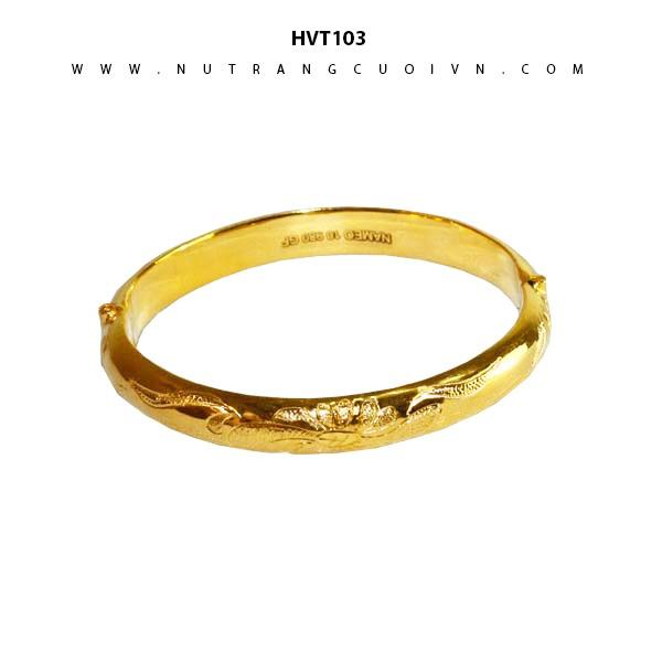 Vòng Tay Vàng APJ Vàng 24k - HVT103