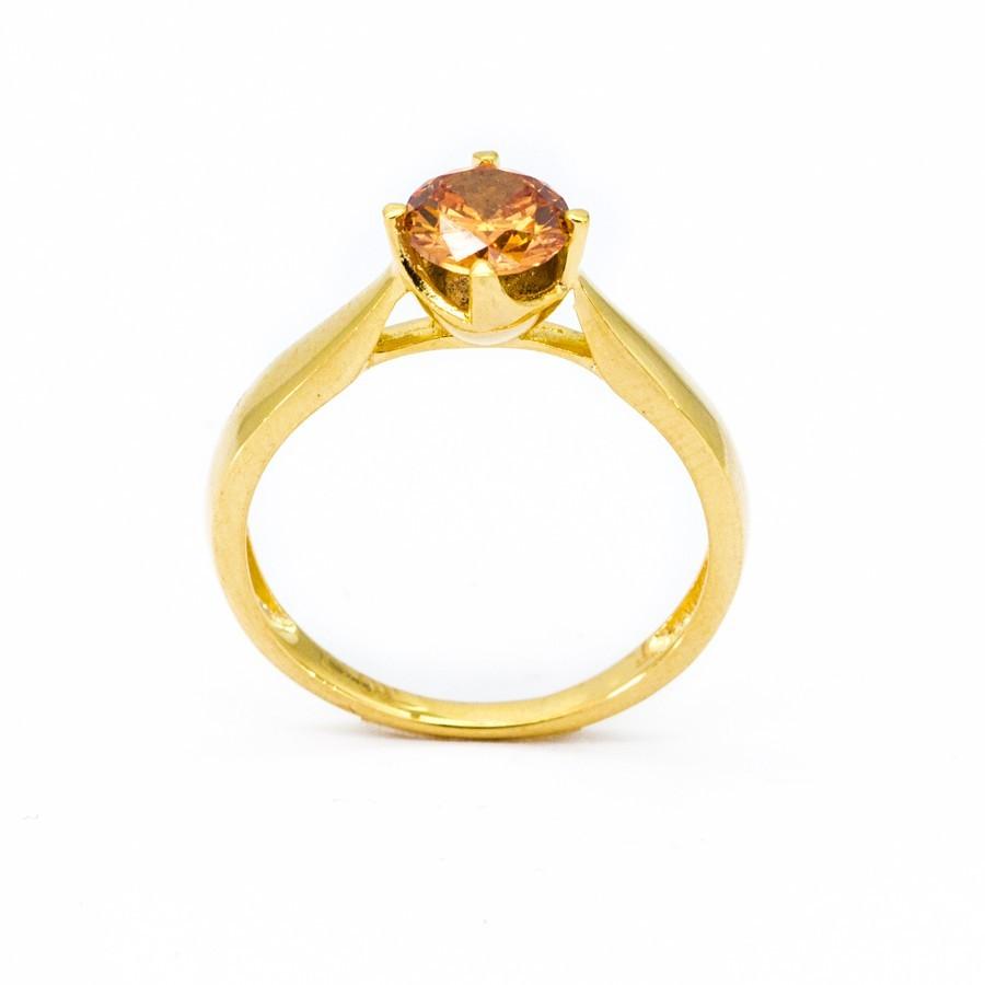 Nhẫn Nữ Vàng 18k Đính Đá CZ - N3464-2