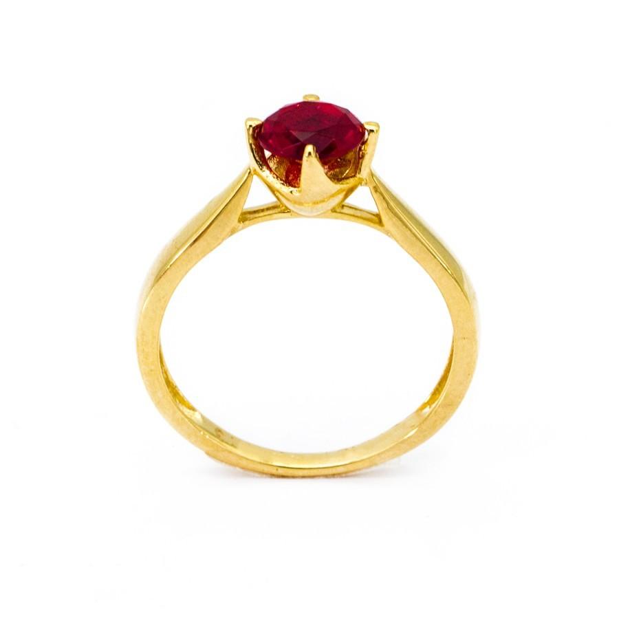 Nhẫn Nữ Vàng 18k Đính Đá CZ - N3464-4