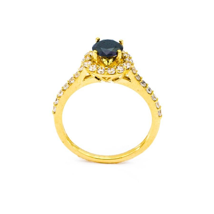 Nhẫn Nữ Vàng Vàng 18k  - N3021-1