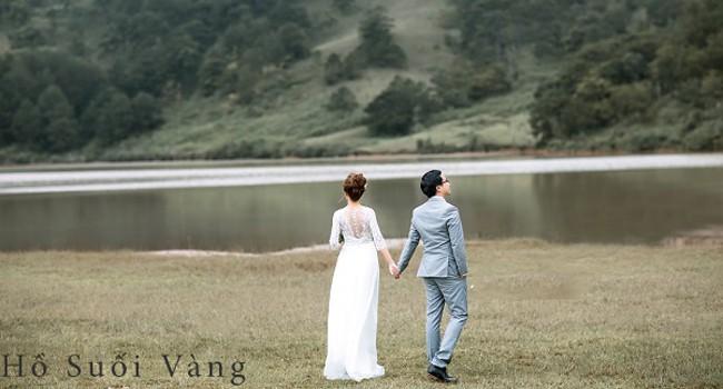 đám cưới du lịch