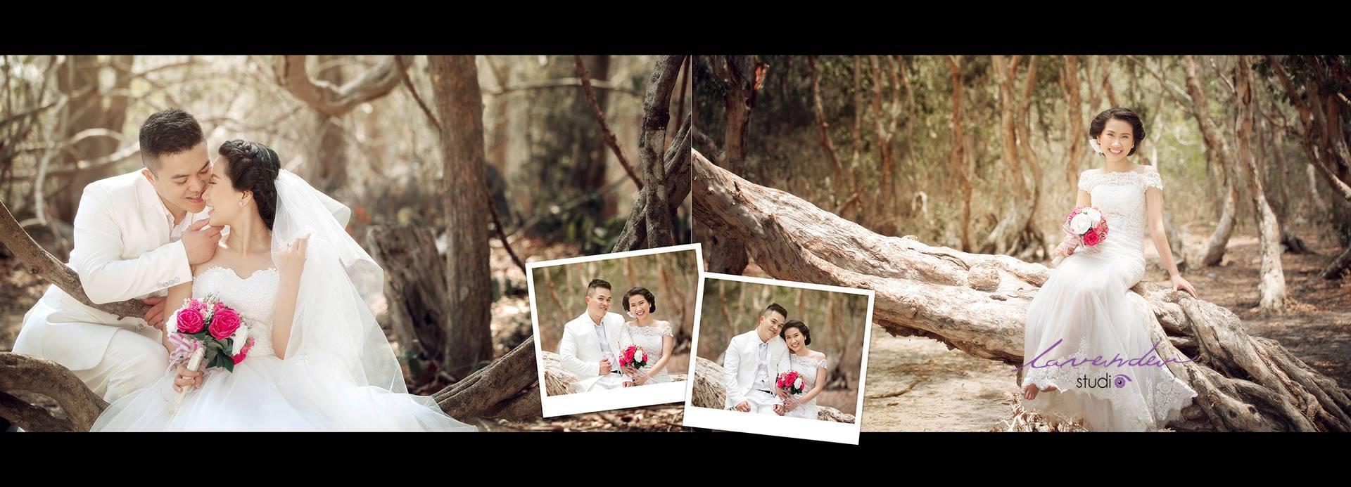 thời gian lý tưởng để chụp hình cưới