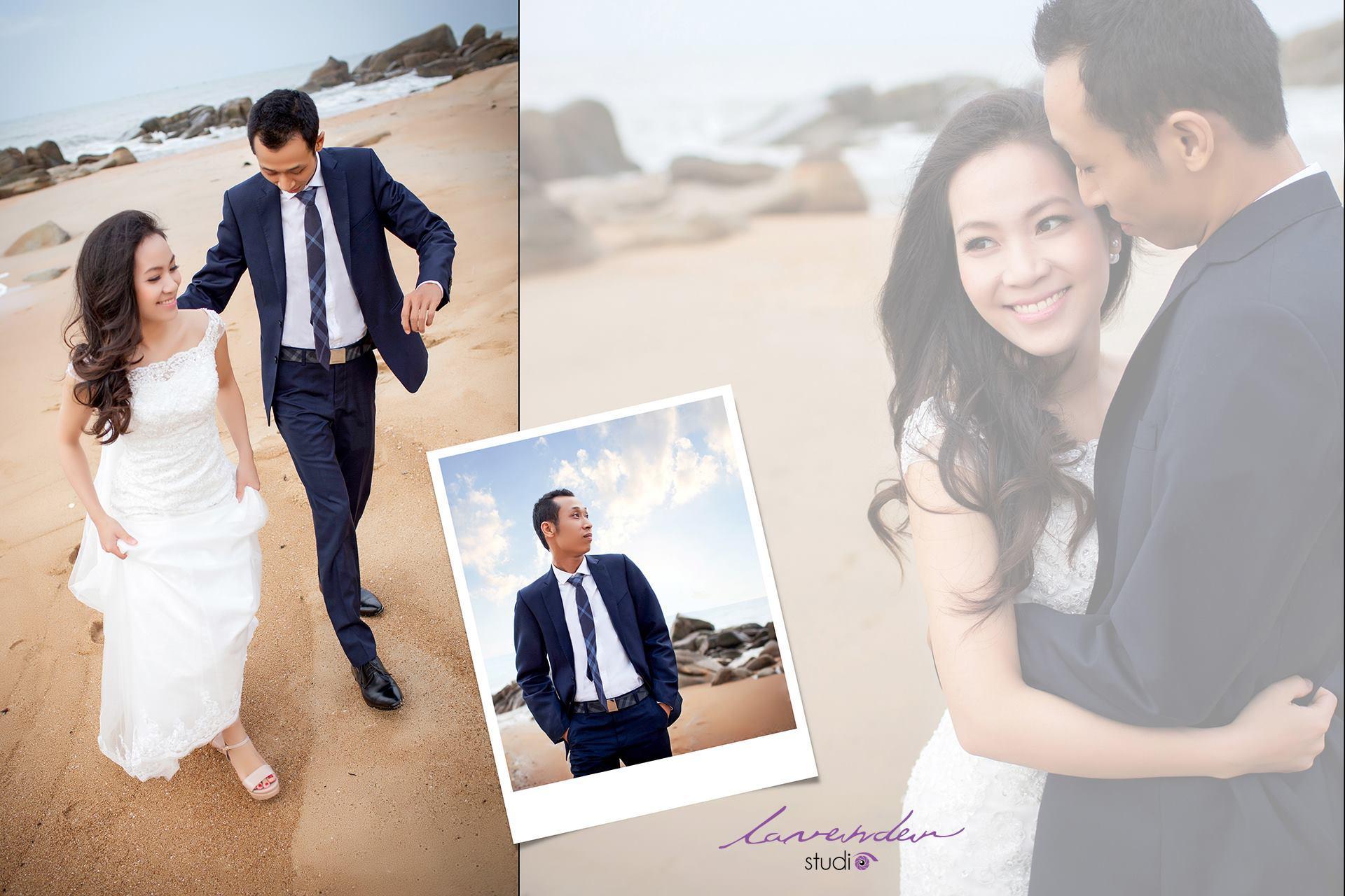 chọn trang phuc chụp hình cưới