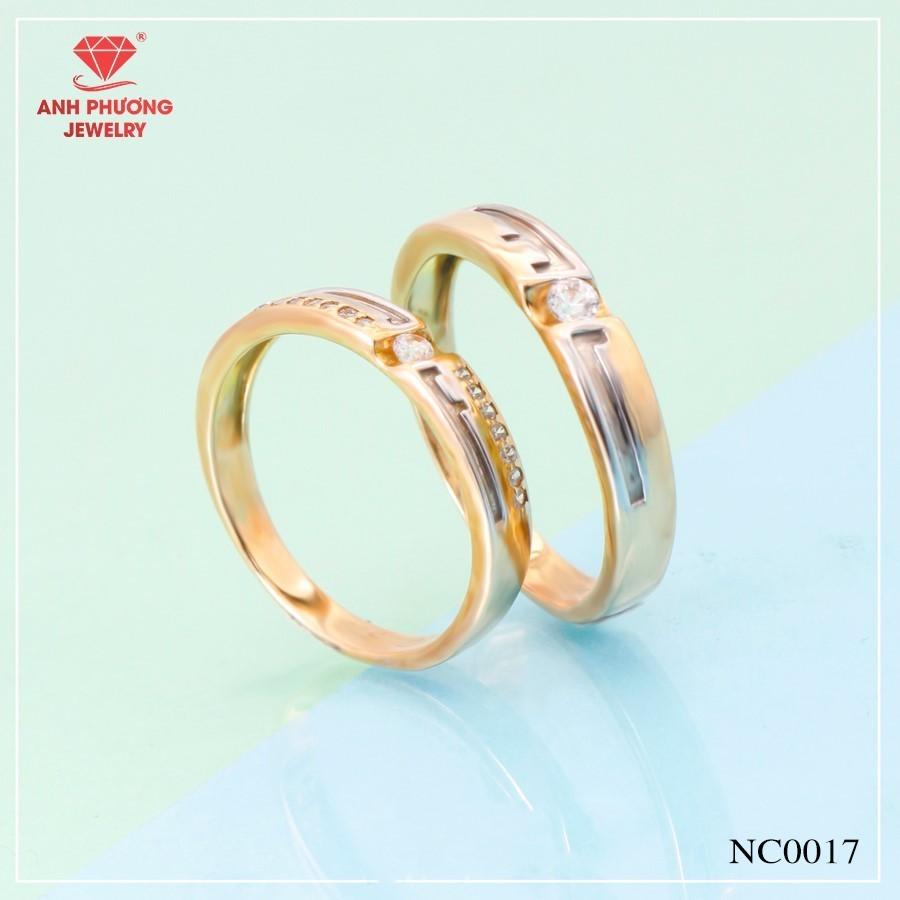 nhẫn cưới dưới 5 triệu
