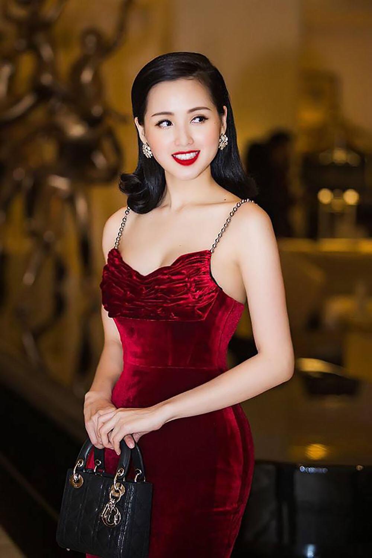"""nhung hot girl viet doi dau """"mot buoc len tien"""" nho lay chong dai gia - 14"""
