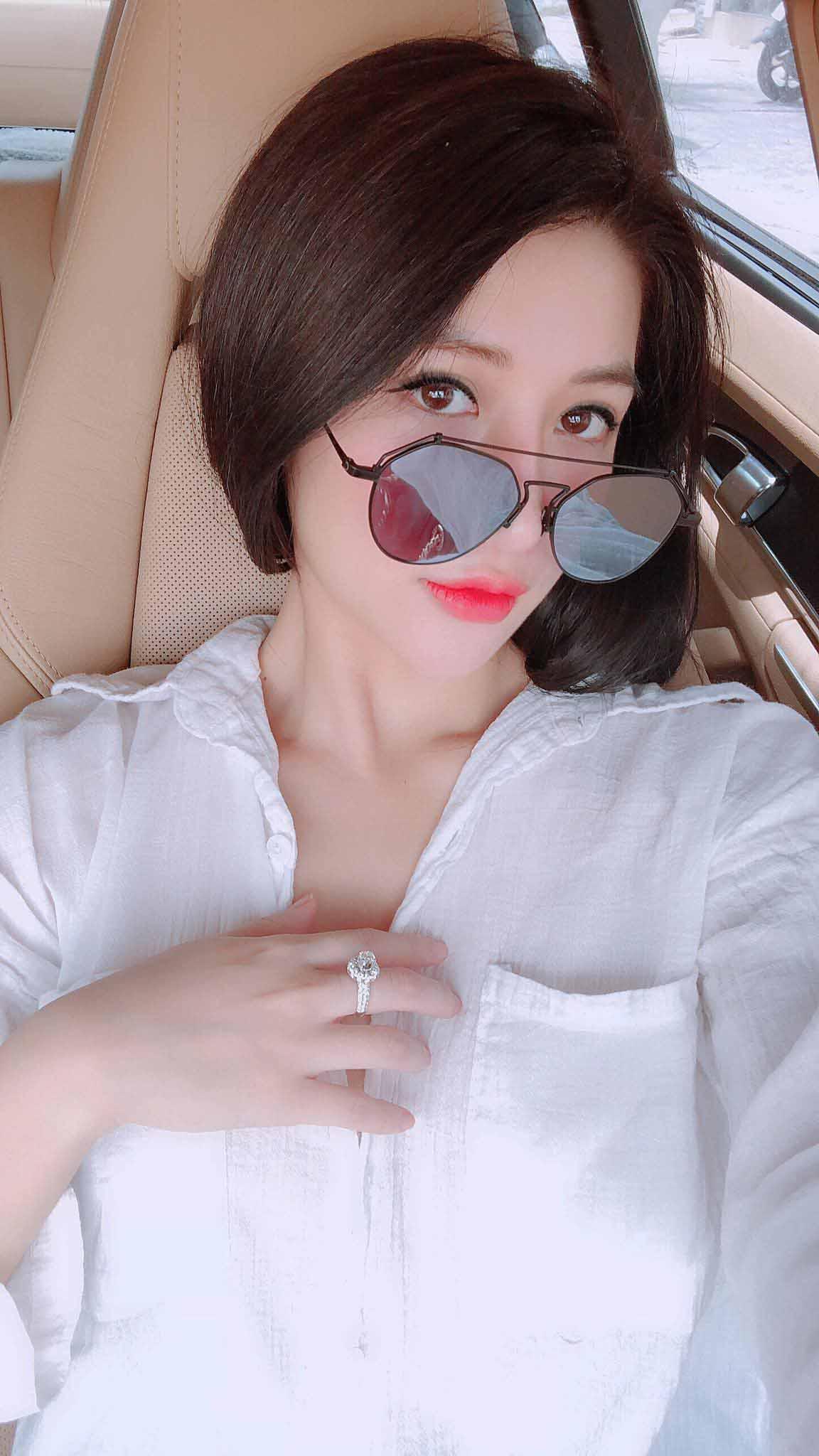 """nhung hot girl viet doi dau """"mot buoc len tien"""" nho lay chong dai gia - 3"""