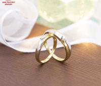 Khám phá những mẫu nhẫn cưới trơn đẹp