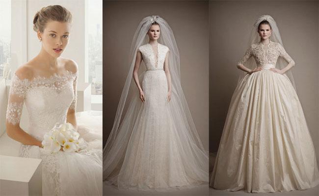 chọn váy cưới theo dáng người