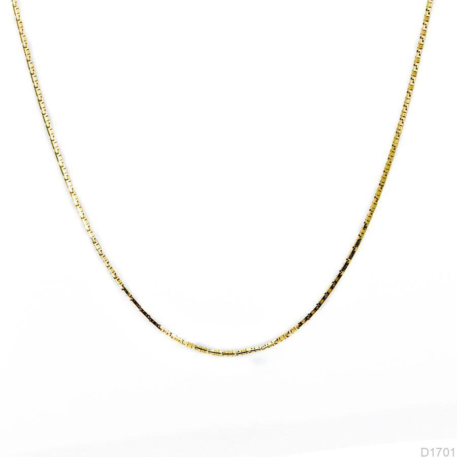 Dây Chuyền Vàng Vàng 10k - D1701