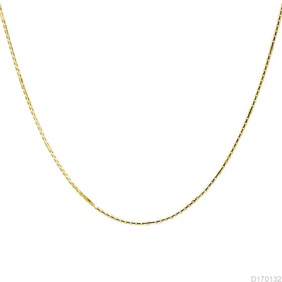 Dây Chuyền Vàng Vàng 10k - D170132