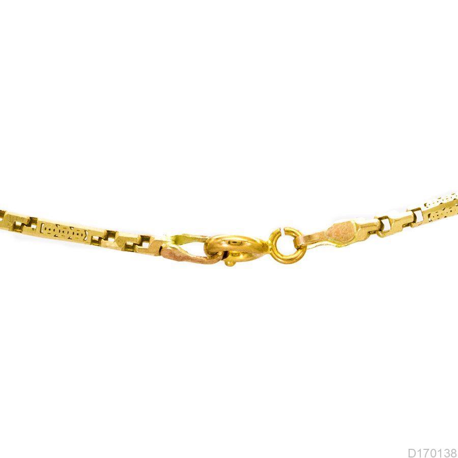 D170138-2 Dây chuyền nữ vàng 10k