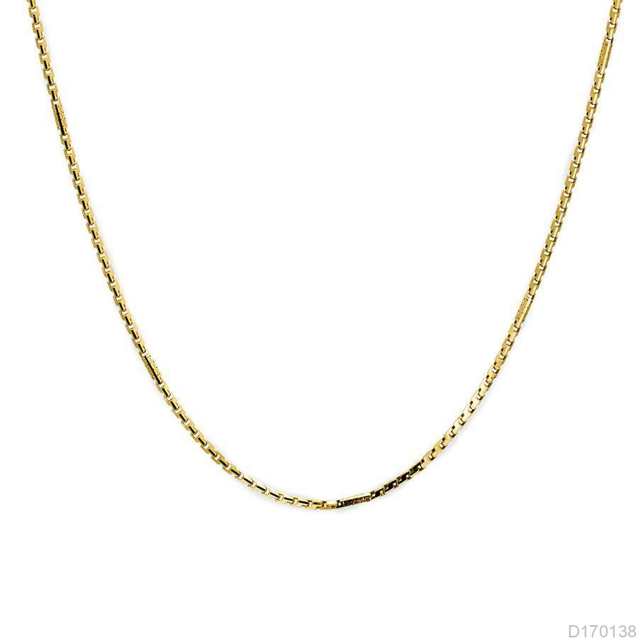 Dây Chuyền Vàng Vàng 10k - D170138