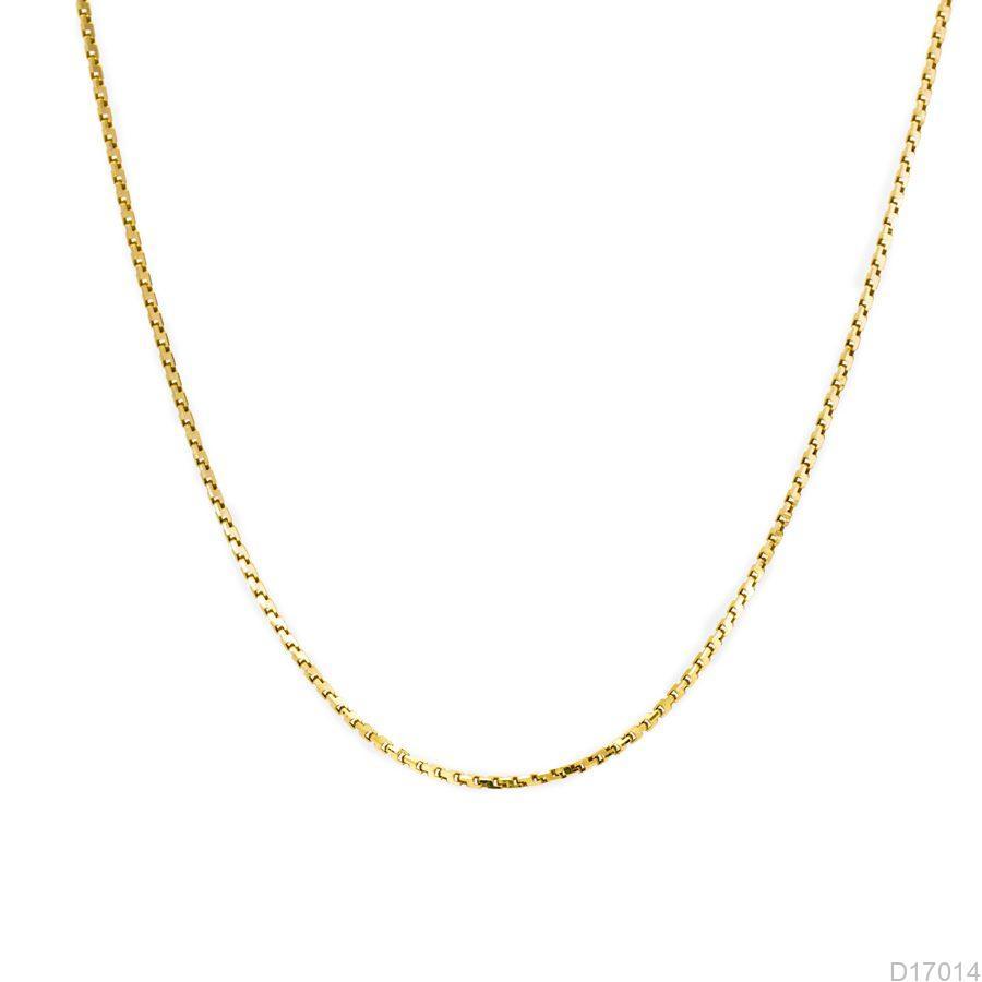 Dây Chuyền Vàng Vàng 18K (610) - D17014