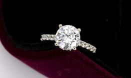Lời khuyên nên mua nhẫn cầu hôn thế nào cho hợp lí