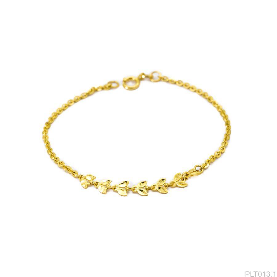 Lắc Tay Vàng 18k - PLT013.1