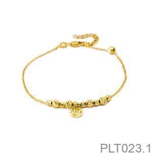 Lắc Tay Vàng 18k - PLT023.1