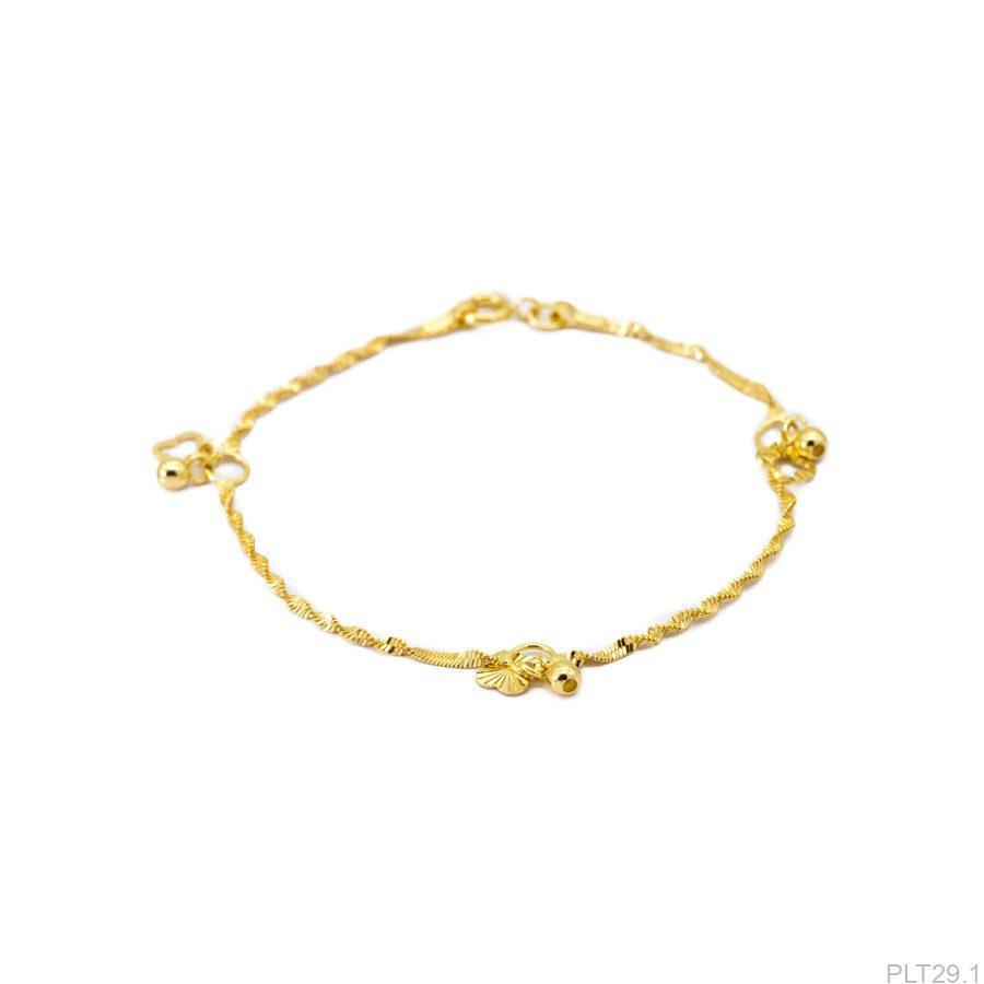 Lắc Tay Vàng 18k - PLT29.1