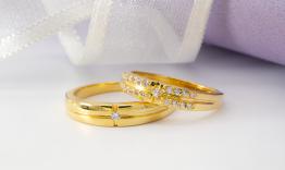 Những mẫu nhẫn cưới được yêu thích tại APJ