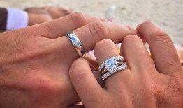 Những điểm khác nhau của nhẫn cầu hôn và nhẫn cưới