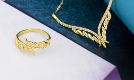 Tham khảo những mẫu trang sức cưới đẹp