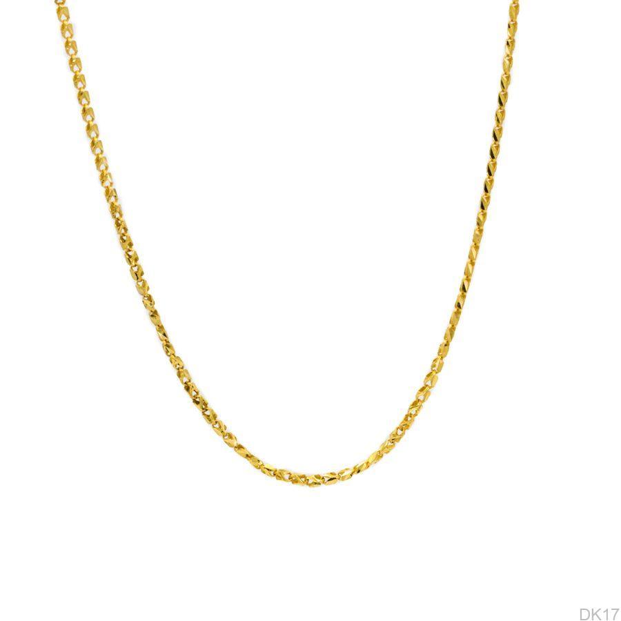 Dây Chuyền Nữ Vàng 10K - DK17