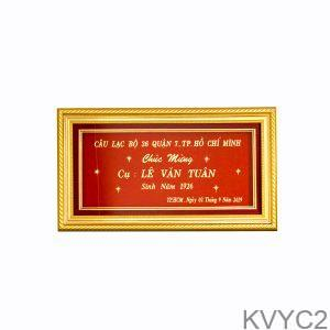 Khánh Vàng - KVYC2
