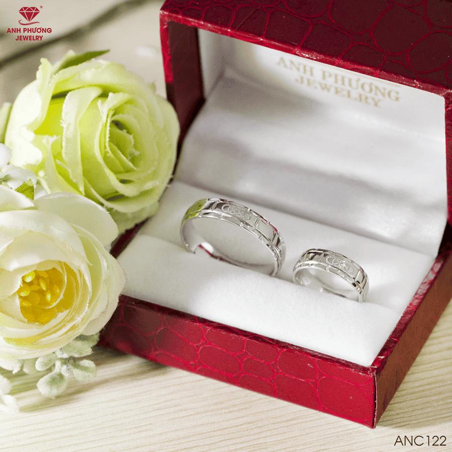 mẫu nhẫn cưới đơn giản