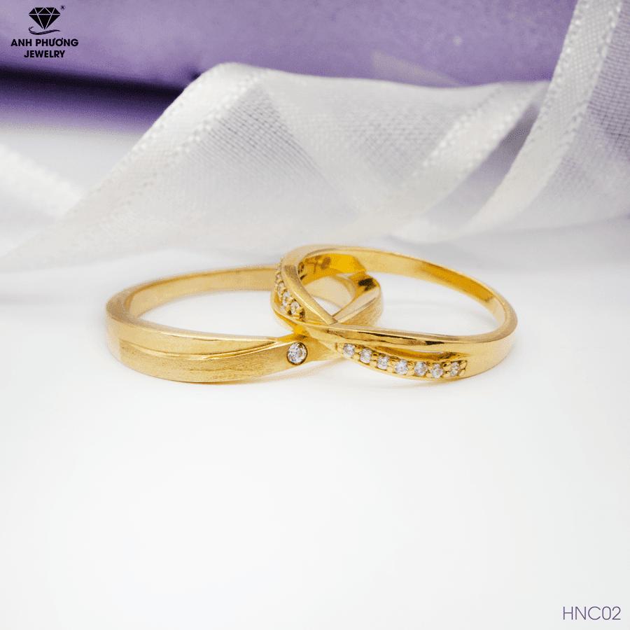 giá cặp nhẫn cưới