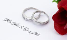Có nên đặt làm nhẫn cưới không?