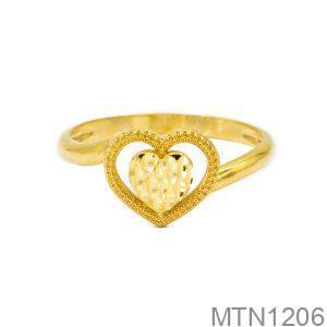 Nhẫn Nữ Vàng 18K - MTN1206