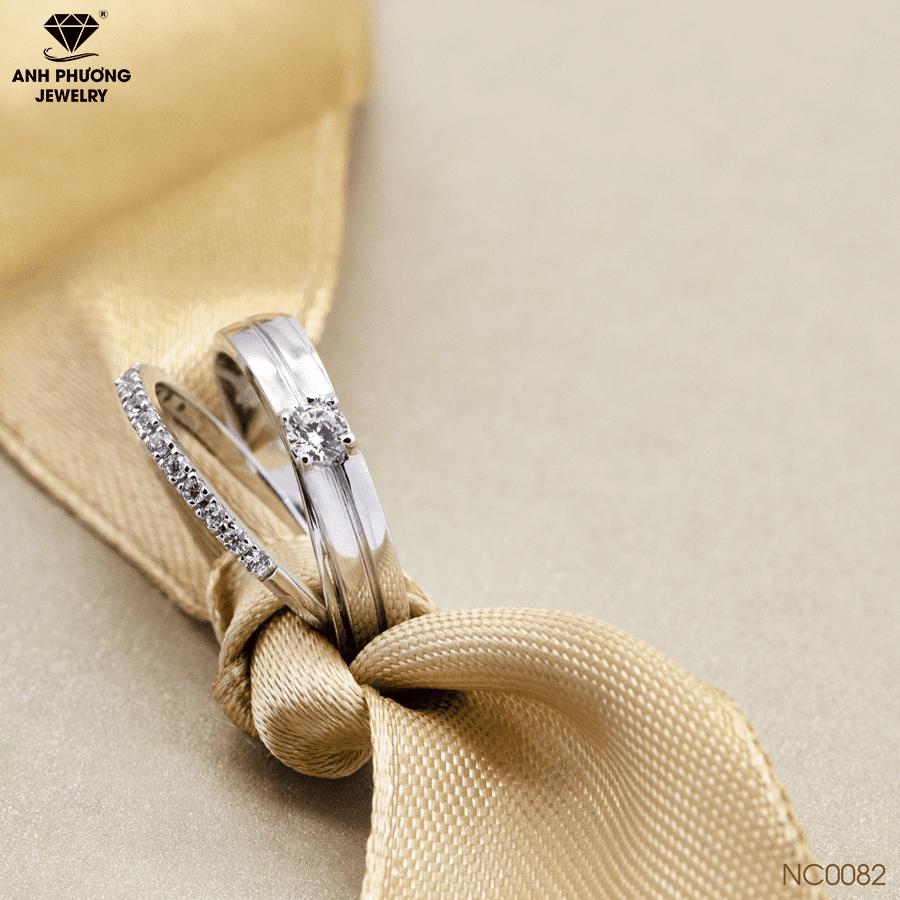 Các mẫu nhẫn cưới đẹp nhất 3