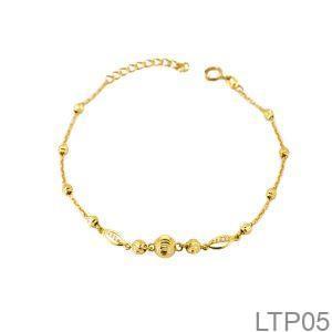 Lắc Tay Vàng 18K - LTP05